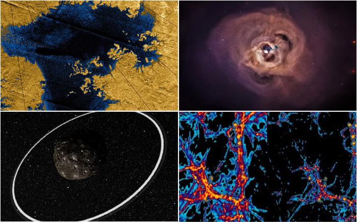 10 космических открытий, не имеющих научных объяснений