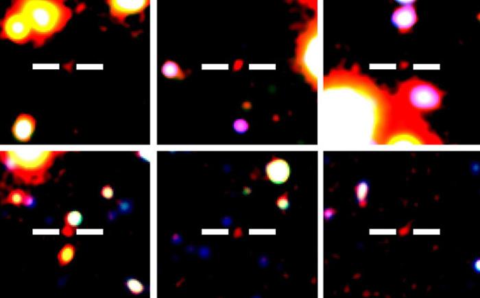 Загадочные галактики