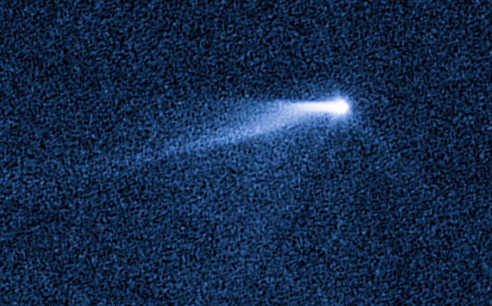 Астероид с шестью хвостами