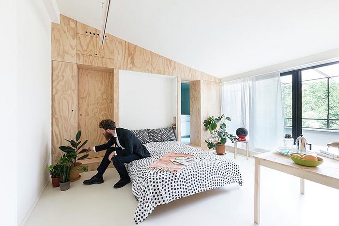 Квартира в Милане: 28 м2 счастья для холостяка