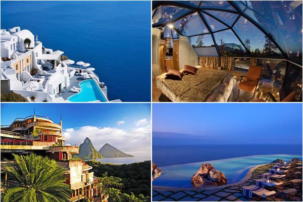 10 самых восхитительных отелей мира