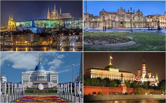 15 самых потрясающих президентских резиденций в мире