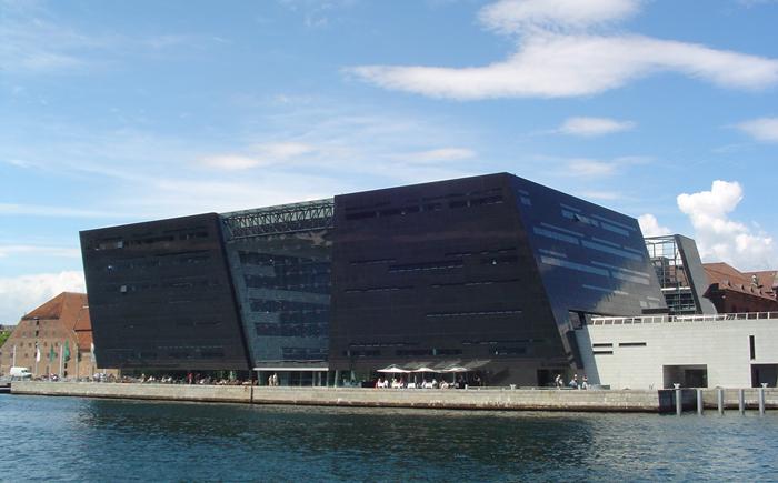 Королевская датская библиотека, Дания