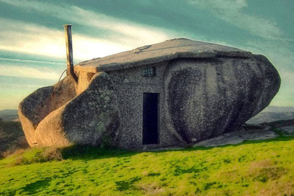 Каменный дом,  Фафи (Португалия)