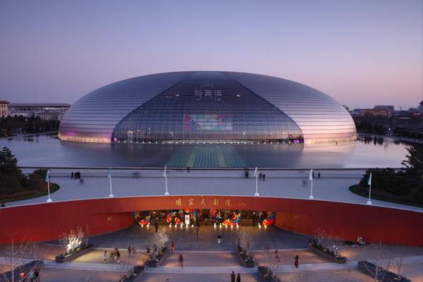 Национальный театр оперы, Пекин (Китай)