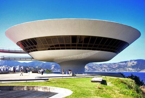 Музей современного искусства, Нитерой (Бразилия)