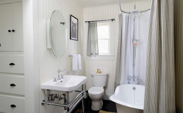 Интерьер ванной от Sarah Phipps Design