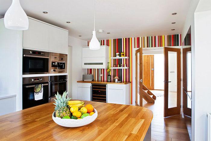Интерьер кухни от Lawson Carpentry & Joinery