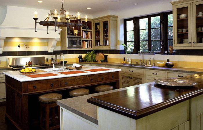 Интерьер кухни от Tommy Chambers Interiors