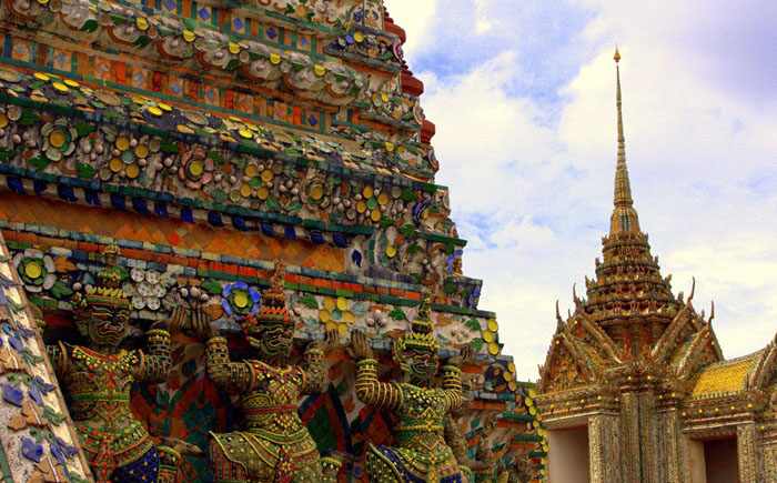 Храм Ват Арун, Бангкок