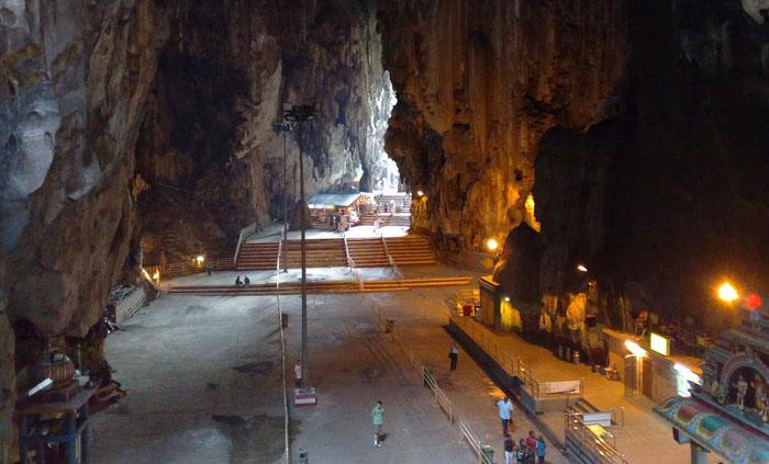 Пещерный храм Бату, Куала-Лумпур, Малайзия