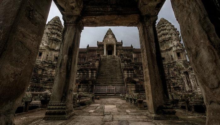 Храм Ангкор-Ват, Сием-Рип, Камбоджа