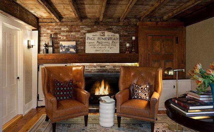 Интерьер домашнего офиса от Terrat Elms Interior Design