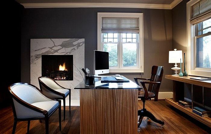 Интерьер офиса от Pulp Design Studios
