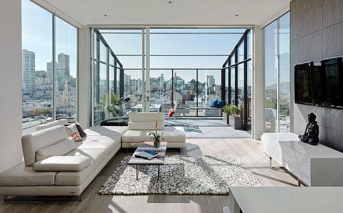 Терраса от Feldman Architecture