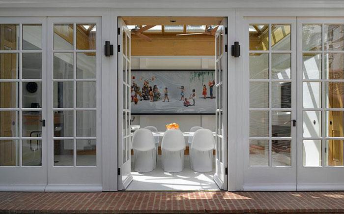 Терраса от Chris Dyson Architects