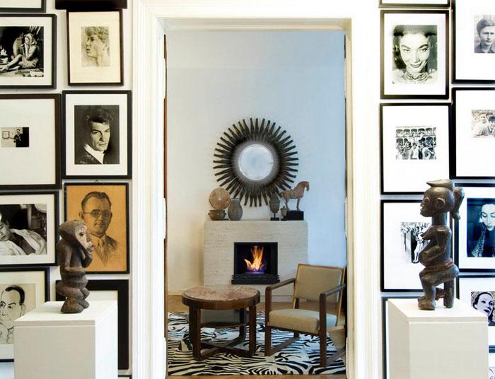 Интерьер домашнего офиса от Fine Rooms Design Konzepte