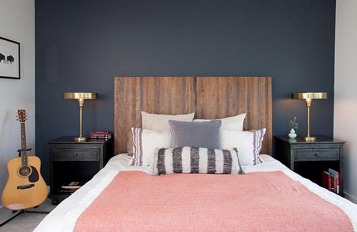 Интерьер современной спальни от  Geremia Design