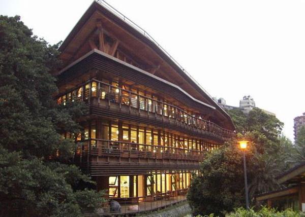 Тайпейская общественная библиотека, Тайвань