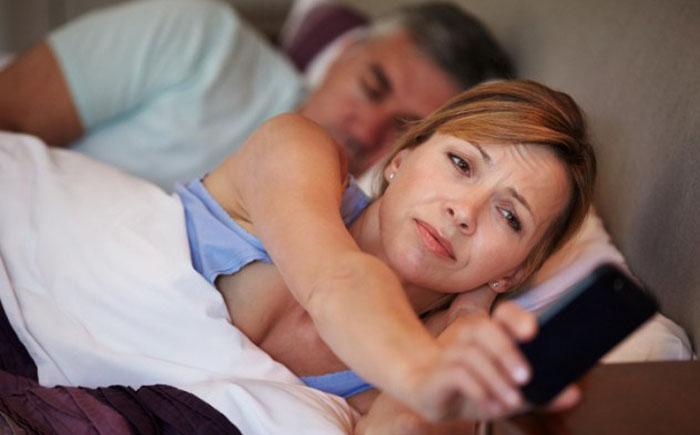 Мобильный телефон и депрессия