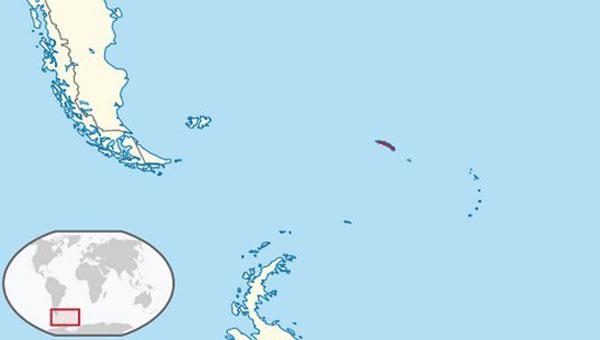 Южная Джорджия и Южные Сандвичевы Острова
