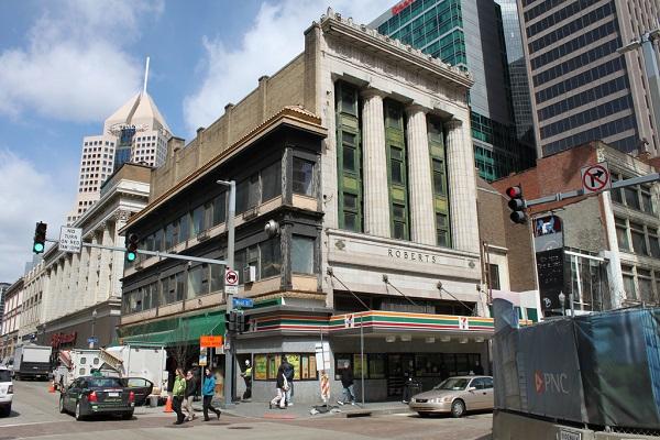 Skinny Building в Питтсбурге