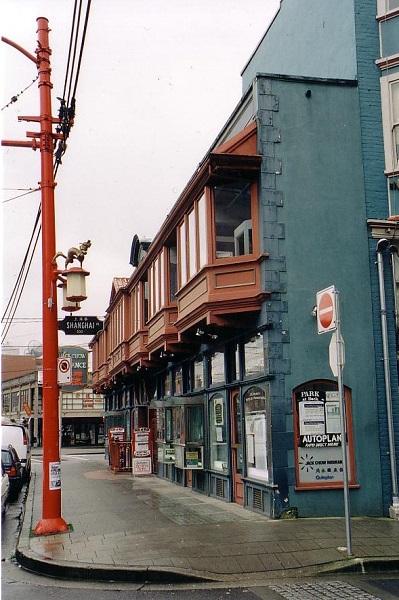 Sam Kee Building в Ванкувере