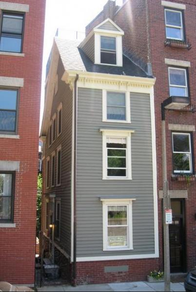 Spite House в Бостоне