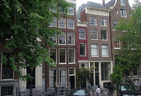 Дом в Амстердаме по адресу Singel 166
