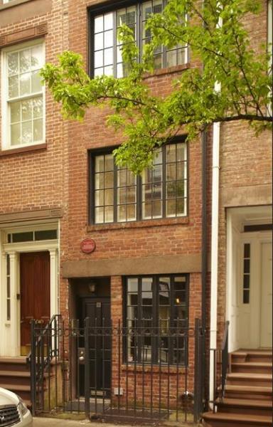 Дом на Манхэттене