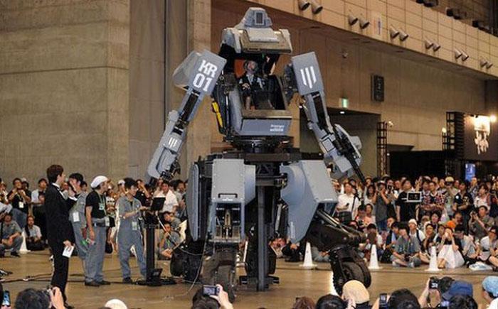 Робот Kuratas