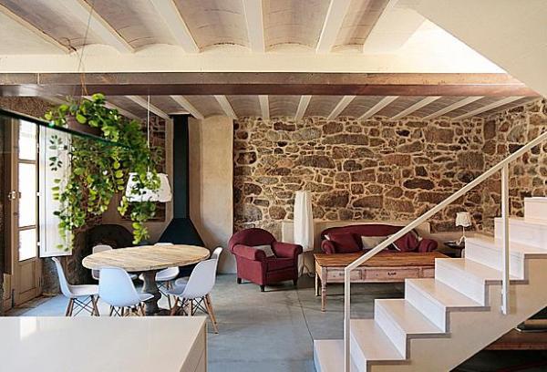 Дань уважения к традиционной архитектуре: реставрационный проект от Dom Arquitectura