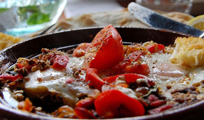 Марокканский завтрак