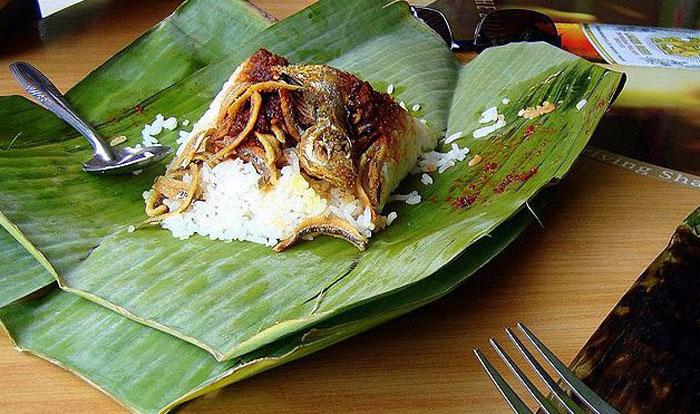 Малазийский завтрак