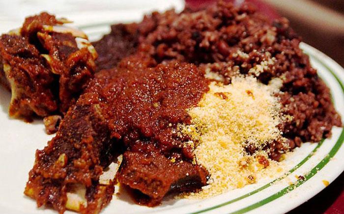 Ганский завтрак