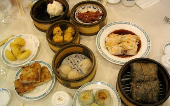 Китайский завтрак