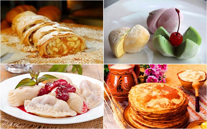 20 невероятно вкусных традиционных десертов со всего мира