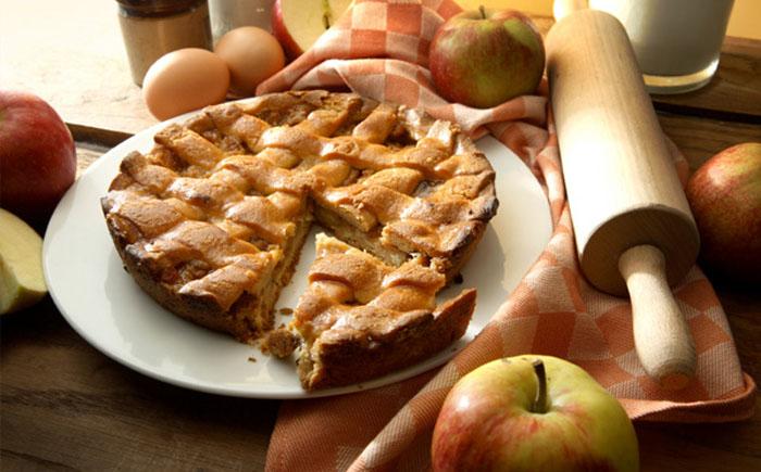 Яблочный пирог - США
