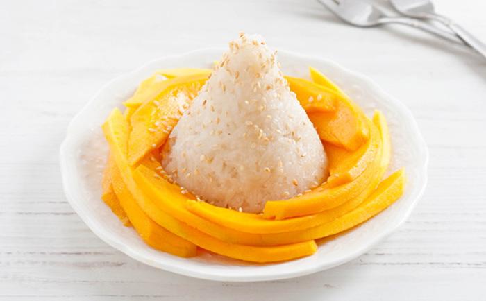 Манго с клейким рисом - Таиланд