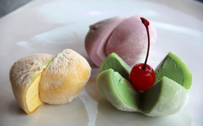 Мороженое моти - Япония