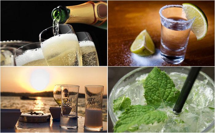 20 традиционных алкогольных напитков со всего мира