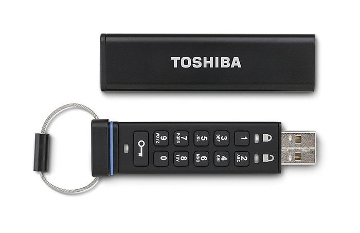 Флешка Toshiba