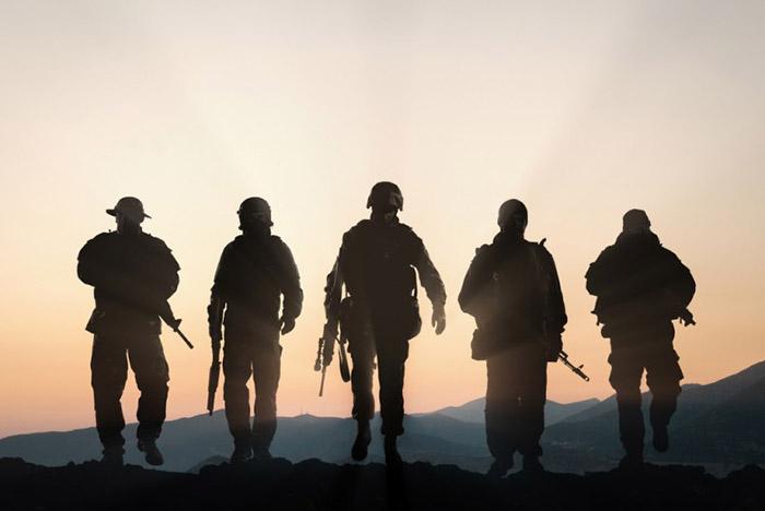 Солдаты-самоубийцы