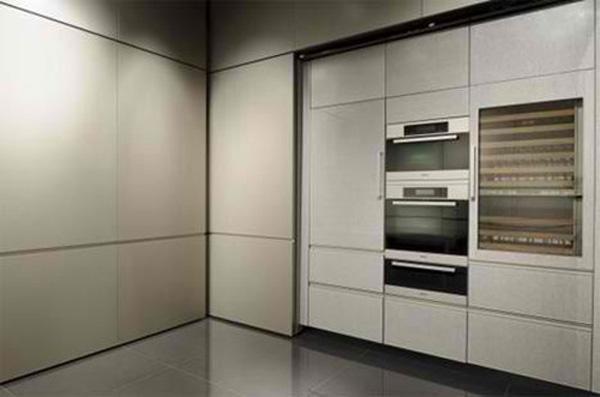 Раскладная кухня от Giorgio Armani