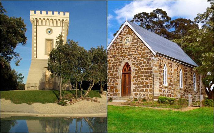 От церкви до сторожевой башни: 10 необычных реконструкций жилья