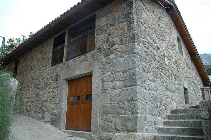Старая маслобойня, Испания