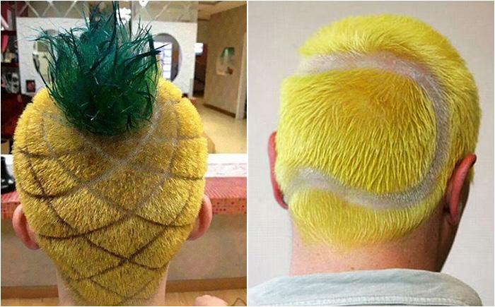 20 причёсок, увидев которые, можно остолбенеть прямо на улице