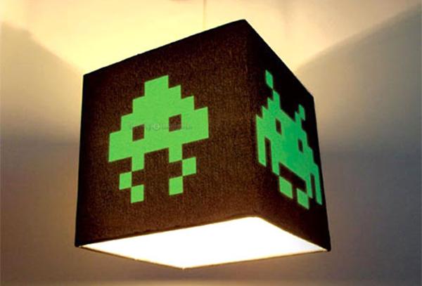 Лампа для любителей игр