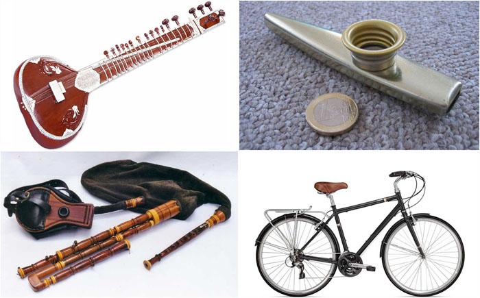 10 необычных инструментов, которые используются в поп-музыке