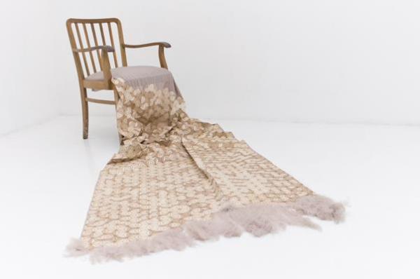Деревянный ковёр от Elisa Stroyzk